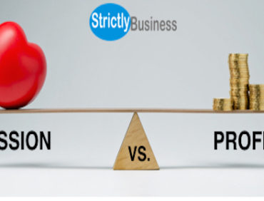 PASSION Vs PROFIT: WHICH SHOULD YOU PURSUE FIRST?