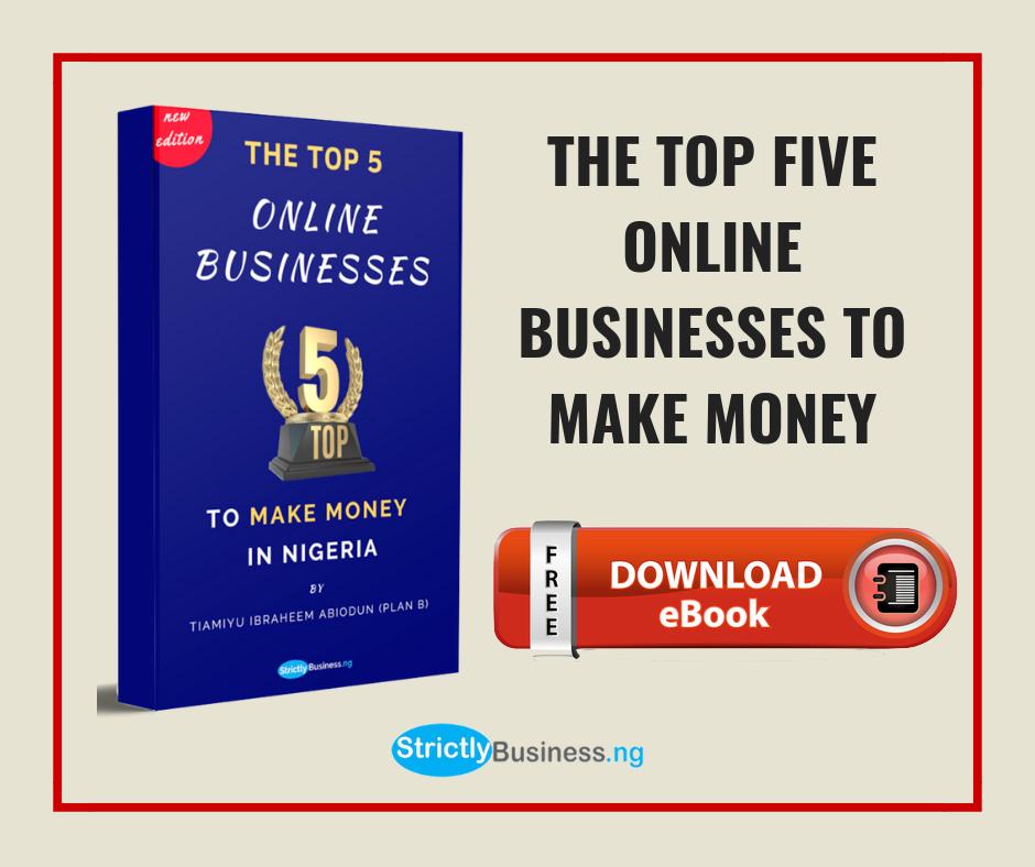 Top 5 online businesses