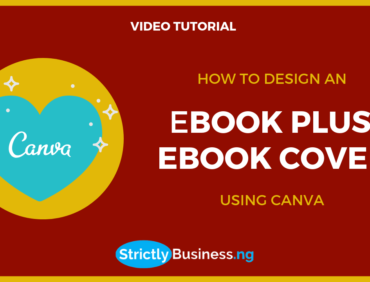 How To Design An E-book (Plus Ebook Cover) Using Canva