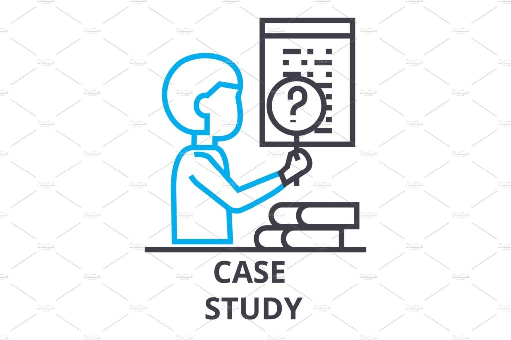 An online business case study