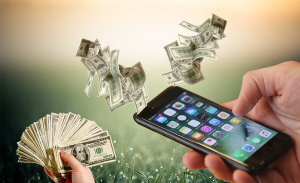 how to make money with just your phone