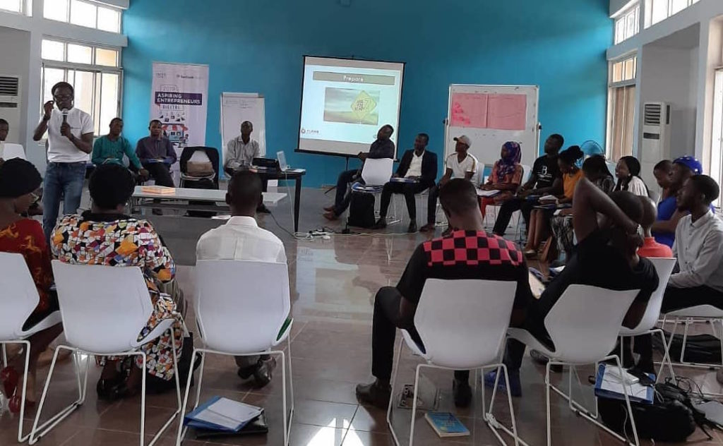 Fate foundation entrepreneurship training by Plan B