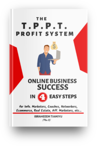 The TPPT Profit system by Plan B
