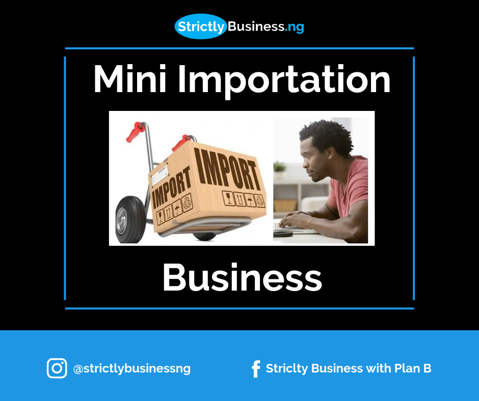 Mini Importation Business in Nigeria: How Profitable Is It? | Complete Guide