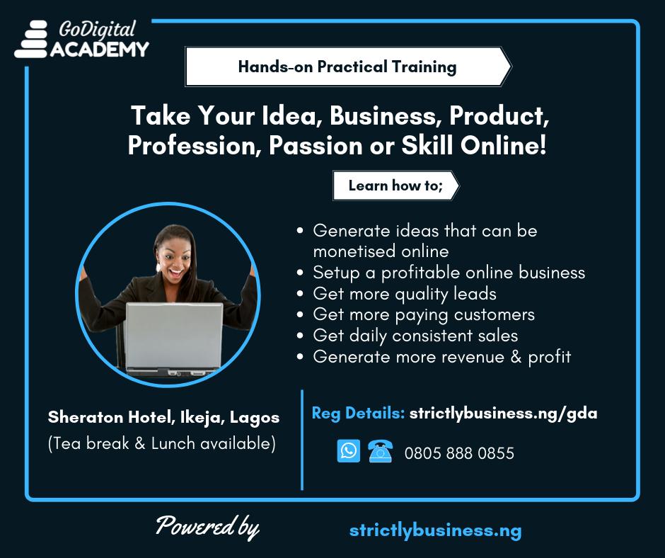 GoDigital Academy