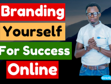 Branding Yourself for Success Online
